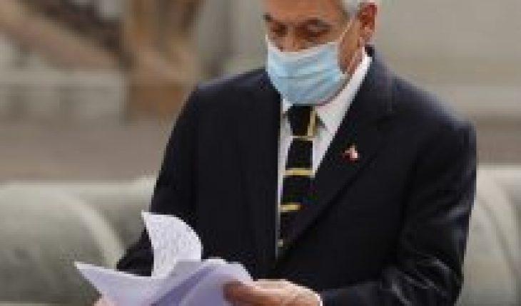 """Oposición pide a Presidente Piñera que """"no estorbe"""" tras notificación que iría al TC en contra del tercer retiro"""