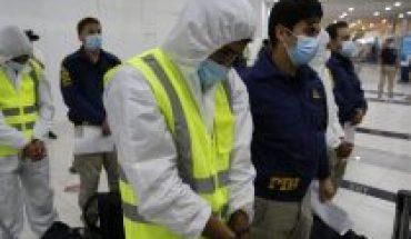 Oposición venezolana pide a Chile derogar ley que contempla deportaciones