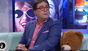Oscar Mediavilla reveló en Los Mammones su parecido del mundo de la política