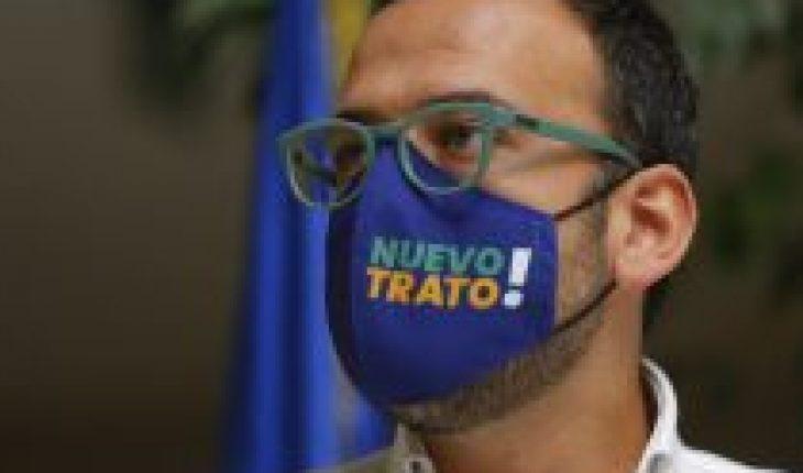Partido Liberal y Nuevo Trato confirman candidatura presidencial de Pablo Vidal