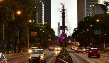 Paseo de la Reforma, el corazón del área urbana de la CDMX
