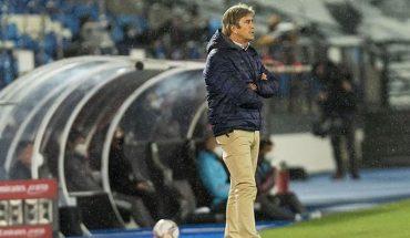 """Pellegrini: """"Siempre tuvimos la intención de ganar el partido y no de empatarlo"""""""