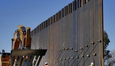 Pentágono cancela construcción del muro fronterizo
