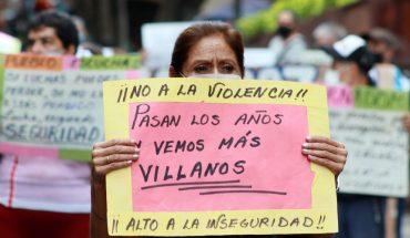 Pese a disminución, 66% de la población vive con inseguridad en México