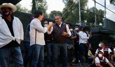 Pide Raúl Morón a INE honrar resolución del Tribunal Electoral para validar su candidatura