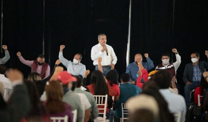 Pide Raúl Morón a Tribunal Electoral resolución definitiva en formalización de su candidatura