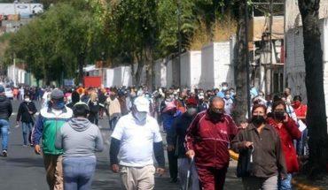 Pide Sheinbaum a residentes de Iztapalapa respetar días de vacunación tras largas filas