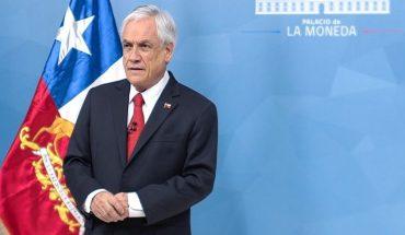 Piñera anunció que promulgará hoy tercer retiro del 10% y retirará el proyecto gubernamental