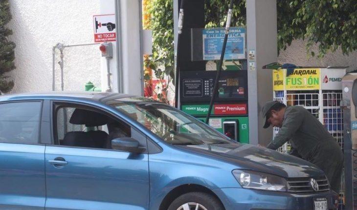 Precio de gasolina y diésel en México hoy 9 de abril de 2021