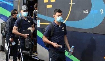 Pumas ya se encuentra en Puebla para la jornada 16