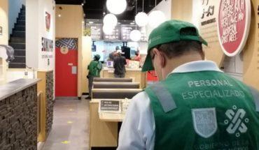 Realiza INVEA vigilancia de establecimientos en siete alcaldías