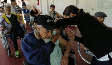 Reciben adultos mayores de 60 años, segunda dosis de vacuna anti COVID-19