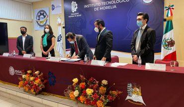 Renuevan Capítulo Estudiantil en Tecnológico de Morelia