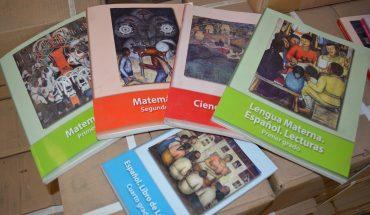 SEP no paga libros 'por periodo electoral'