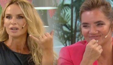 Sabrina Rojas cruzó en vivo a Nancy Pazos por un comentario del pasado