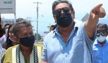 Salgado hará caravana a CDMX para impugnar retiro de candidatura
