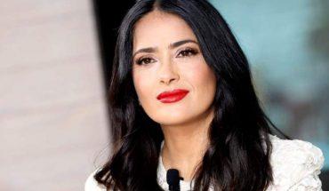 """Salma Hayek se une al elenco de """"House of Gucci"""" con un personaje clave"""