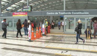 Según el gobierno la movilidad en transporte público se redujo un 50%