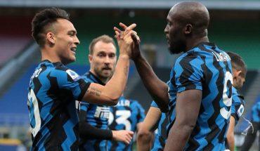 Serie A: Inter de Milán con Sánchez gana y estira su ventaja en el liderato