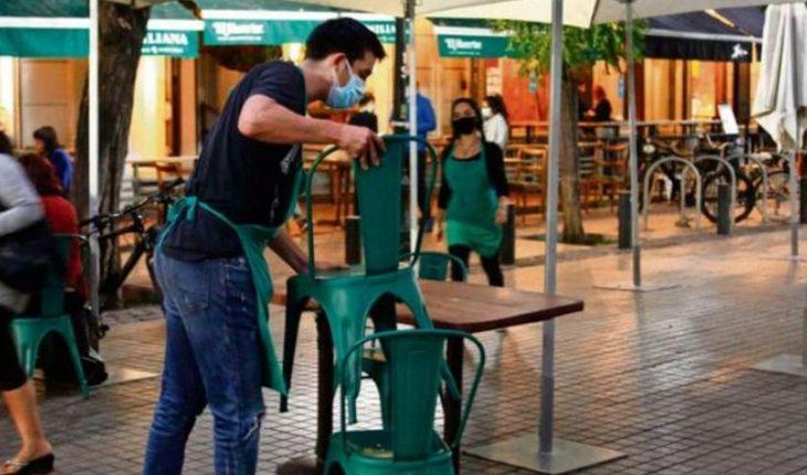 Sugieren a restaurantes registrar clientes para facilitar trazabilidad