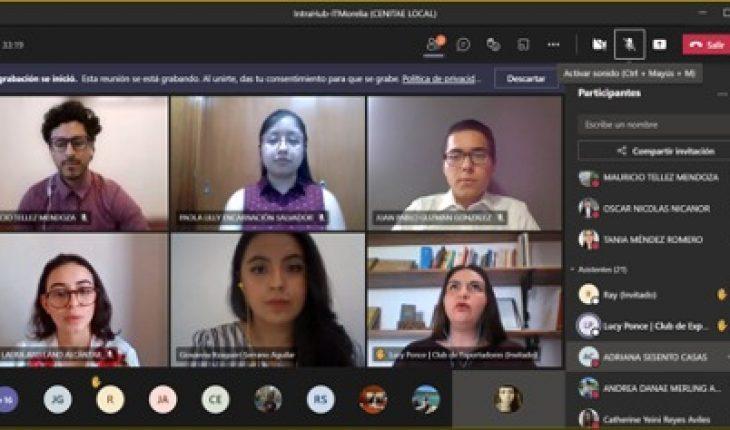 Tecnológico de Morelia realiza cumbre estudiantil de negocios