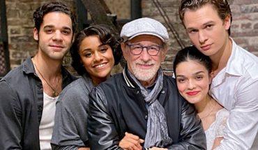 "Trailer de ""West Side Story"": Steven Spielberg presenta su primer musical"