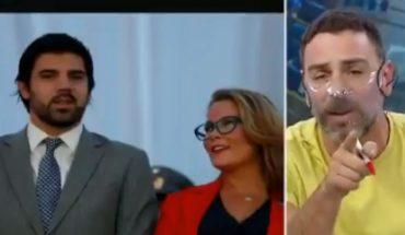 """[VIDEO] """"Eso no más le digo"""": cruce entre diputado Joaquín Lavín y José Antonio Neme se volvió tendencia en Twitter"""
