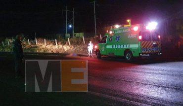Vendedor de papas muere atropellado por camioneta que se dio a la fuga