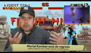 ¡Mortal Kombat está de regreso!   La Bola del 6