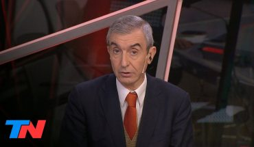"""""""¿VOLVIÓ LA IDEA DE LA CUARENTENA?"""": el análisis de Nelson Castro en TN CENTRAL"""