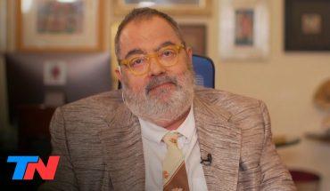 """""""Alberto no es una persona que se cuide"""": JORGE LANATA EN TN CENTRAL"""