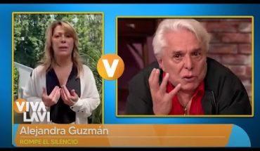 Alejandra Guzmán manda mensaje a Frida Sofía | Vivalavi