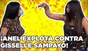 Anel enfurece con Gisselle Sampayo y pide revancha | Es Show