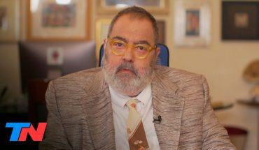 """""""COVID, A TODA MARCHA"""": el editorial de Jorge Lanata en TN CENTRAL"""