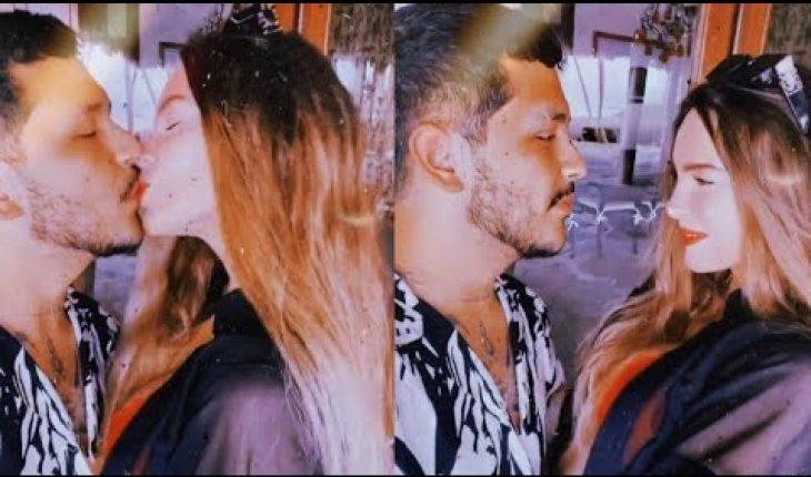 Christian Nodal y Belinda se juran amor eterno   Vivalavi