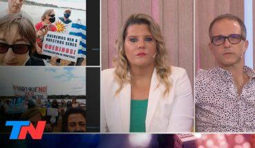 Divididos por la pandemia: vecinos de Salto y de Concordia piden que abran las fronteras
