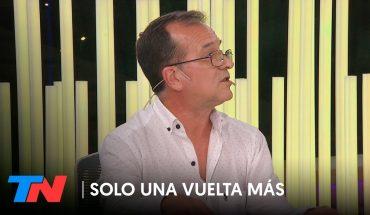 """Ignacio Previgliano: """"Las nuevas cepas provocan cuadros más graves en jóvenes"""""""