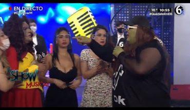 La Bigchota llega alterada   Es Show El Musical