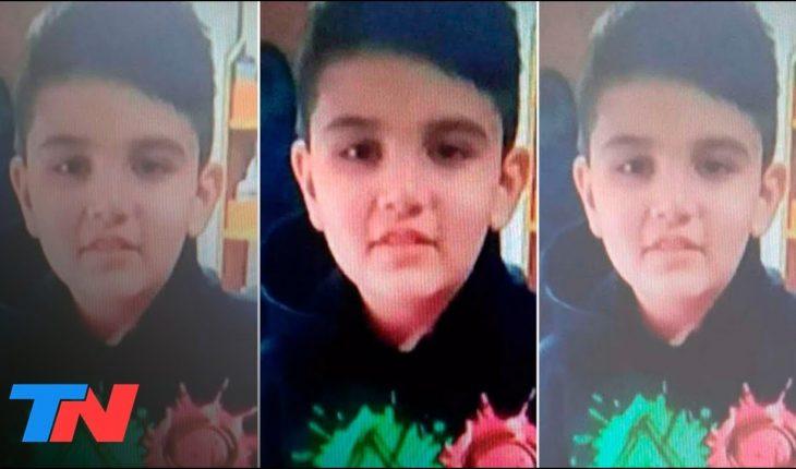 MURIÓ MATEO SOSA | El nene de 9 años había sido atropellado mientras cruzaba la calle con su abuela