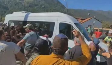 13 people are quoting 13 people for assault on the President in Chubut