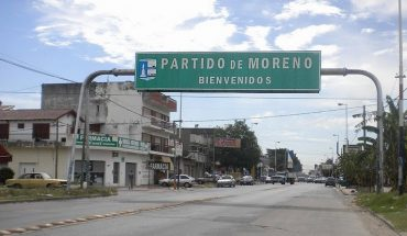 A 25-year-old boy was murdered in Moreno