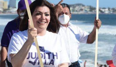A citizen project, offers Judith Villa in Mazatlan