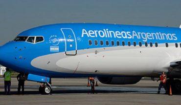 Aerolíneas Argentinas suspends flights to four international destinations