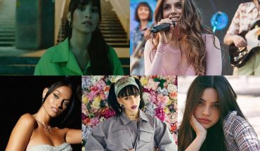 "Aitana launches ""Not one more"" with Natalie Perez, Nicki Nicole, Emilia Mernes and Oriana Sabatini"