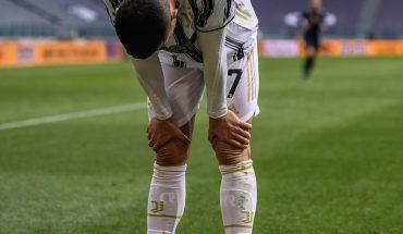 Andrea Pirlo faces Cristiano Ronaldo