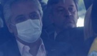 Argentine President Alberto Fernandez announces that he tested positive for COVID-19
