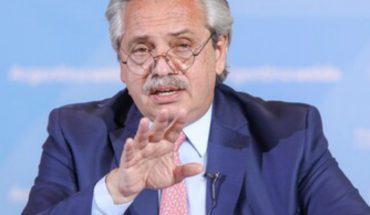 Argentine president positives Covid-19 in antigen test
