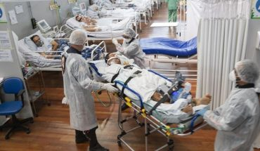Brazil has more young patients who are older in intensive care