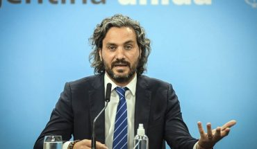 Cafiero accused Larreta of politicizing the suspension of face-to-face education