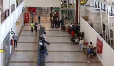 Civil Aeronautics officials call for pandemic airport closure